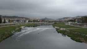 El río Besós, donde se está buscando al bebé desde la pasada madrugada.