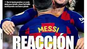 Portada Mundo Deportivo (25/09/2019)