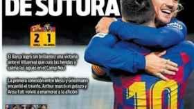 Portada Sport (25/09/2019)