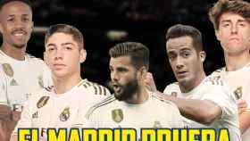 La portada de El Bernabéu (25/09/2019)