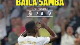 La portada de El Bernabéu (26/09/2019)
