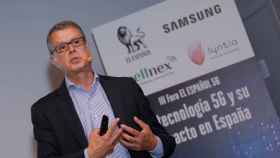 Roberto Sánchez,  secretario de Estado de Telecomunicaciones e Infraestructura Digital, en una imagen de archivo.