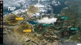 Mapa del juego.