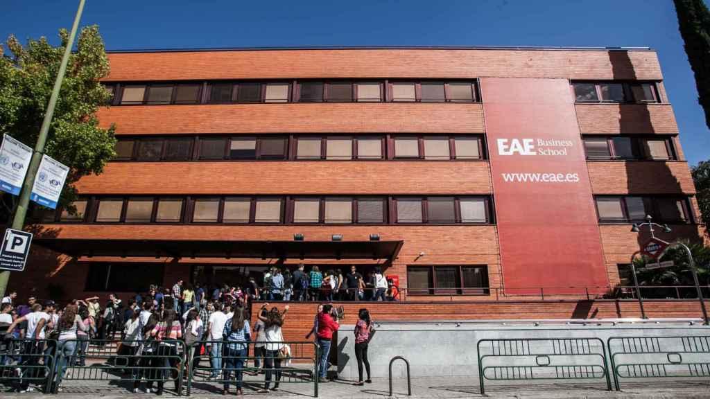 EAE Business School, campus de Madrid