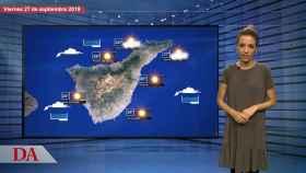 El tiempo: pronóstico para el viernes 27 de septiembre