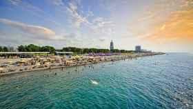 Playa de Batumi.
