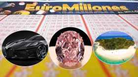 Lo que te puedes comprar si eres millonario