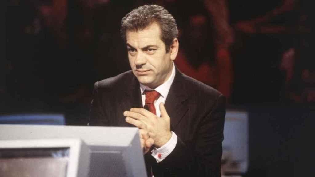 Carlos Sobera se ganó al público en 'Quién quiere ser millonario' gracias a su carisma.