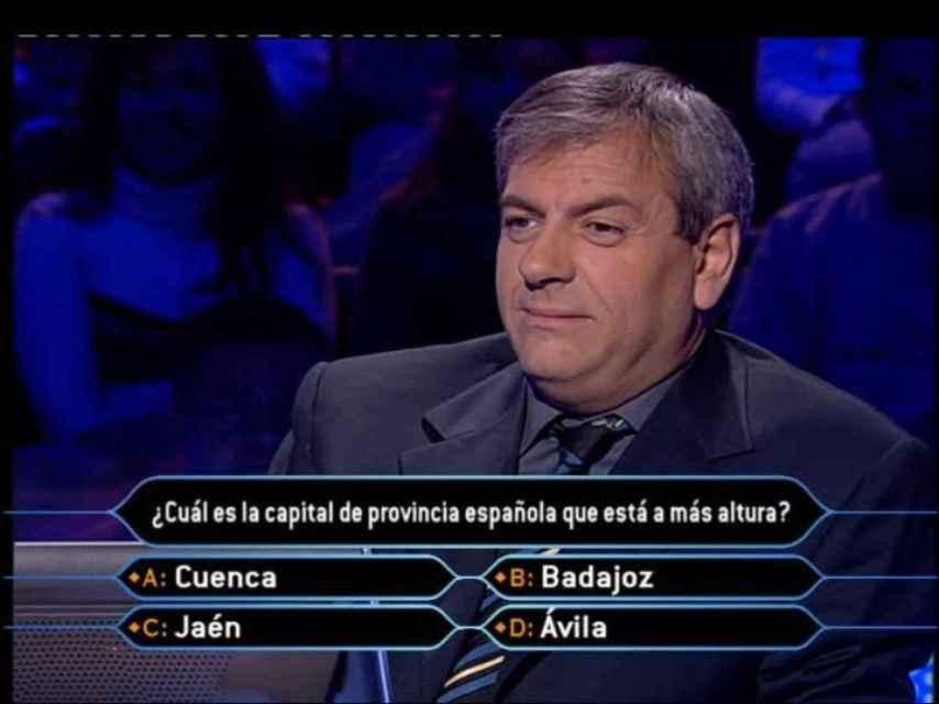 Los concursantes de 'Quién quiere ser millonario' tenían que responder varias preguntas para conseguir un premio millonario.