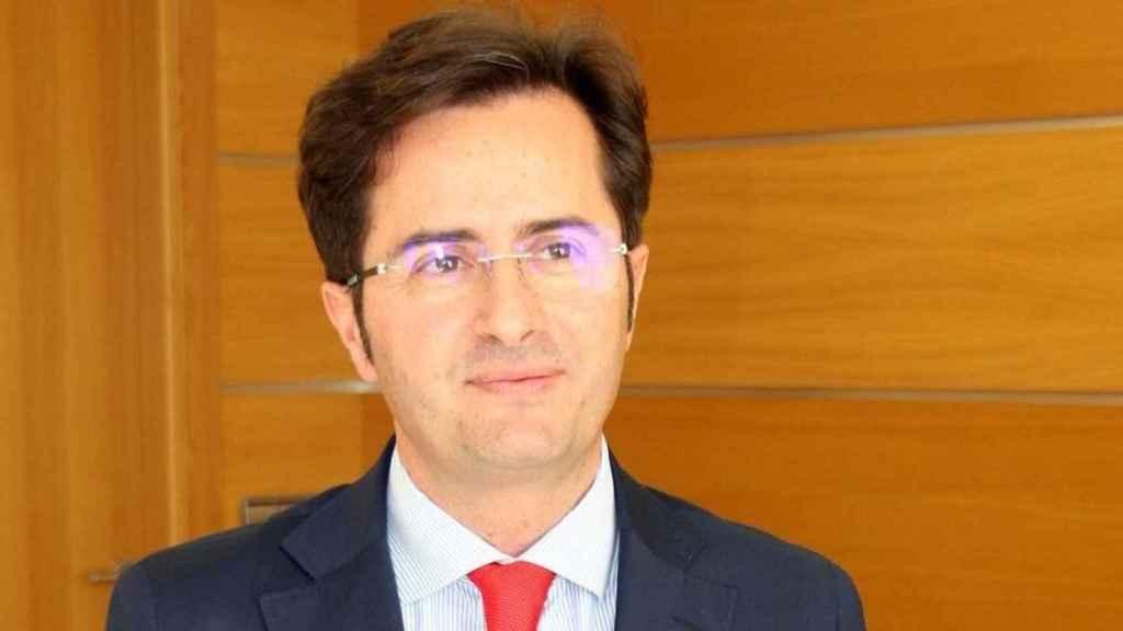 El alcalde de El Ejido del Partido Popular, Francisco Góngora.