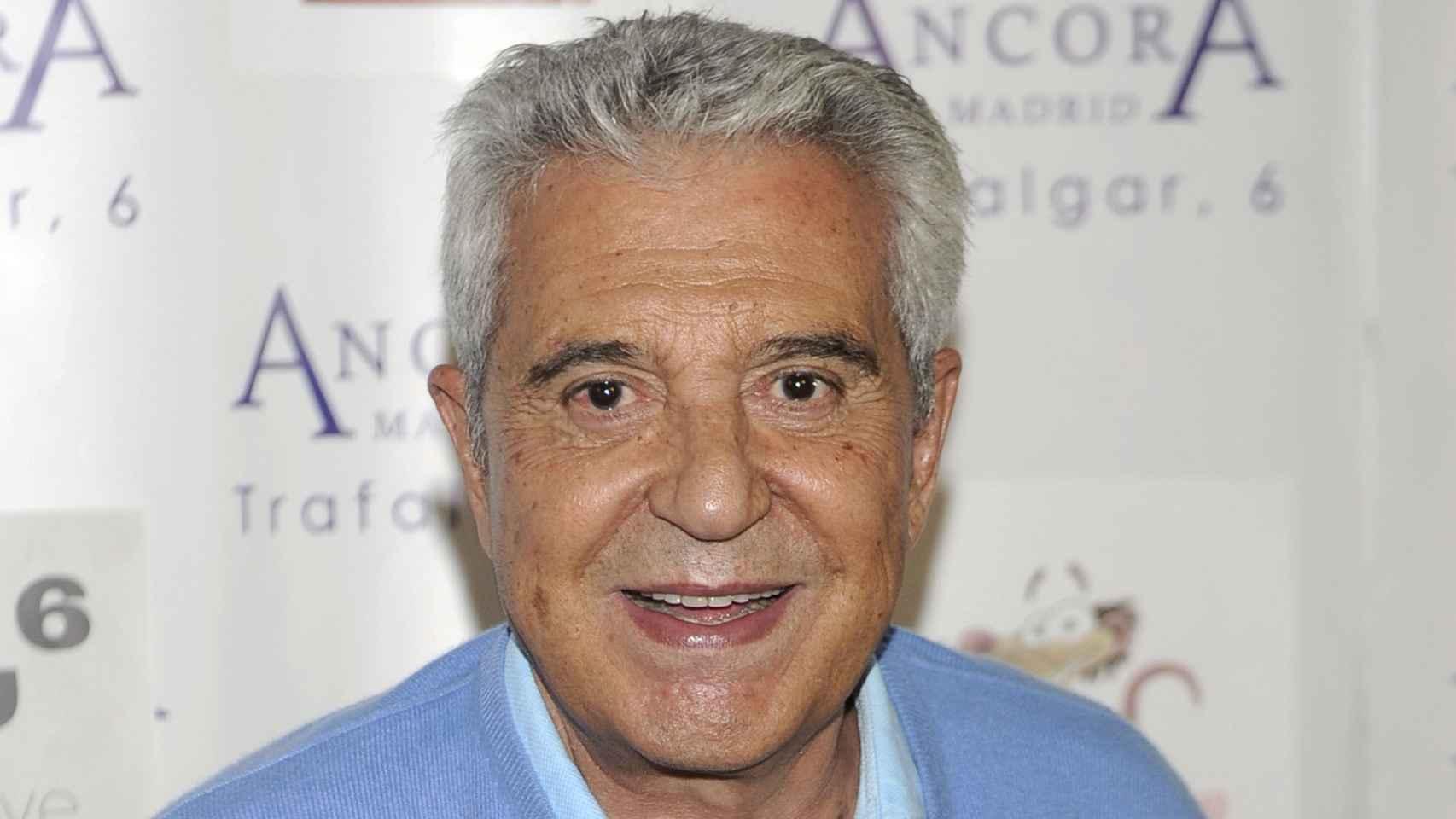Andrés Pajares en una imagen de archivo.