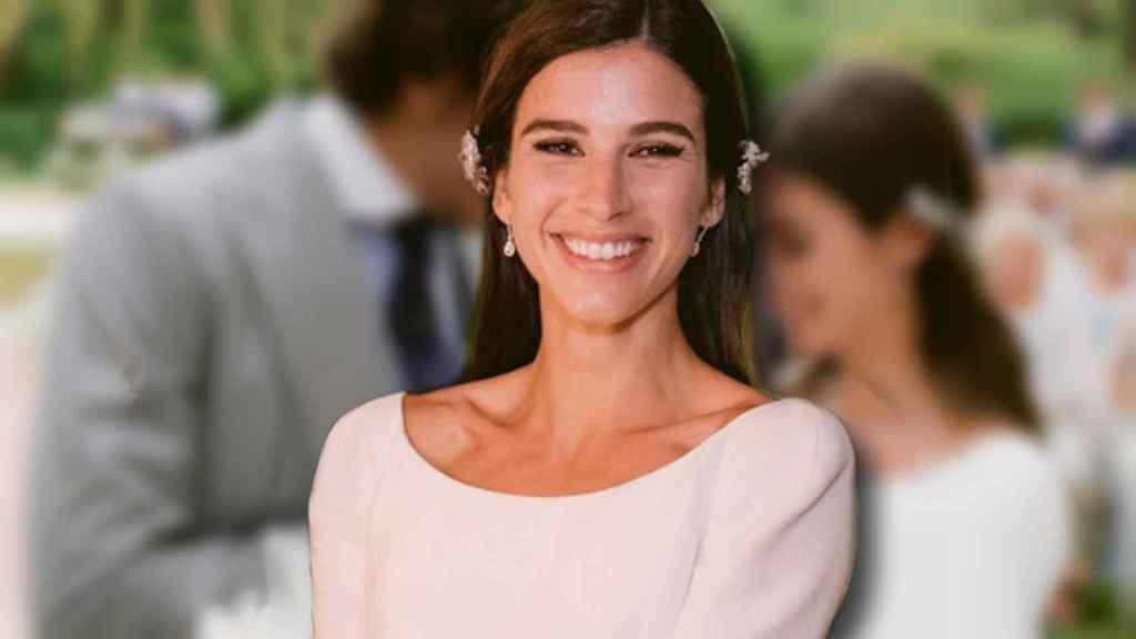 Sandra Gago, que se casó con Feliciano hace una semana, ha dado un giro a su carrera.