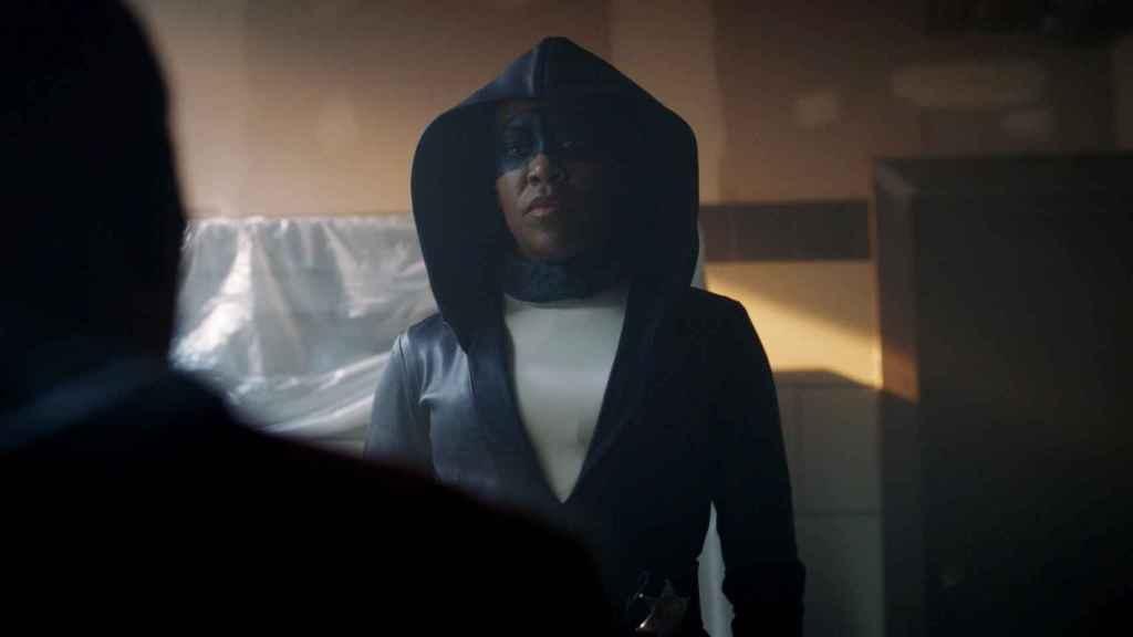 Fotograma de la serie 'Watchmen'.