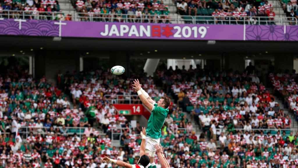 Irlanda vs Japón