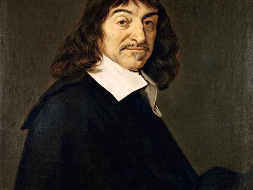 René Descartes, uno de los padres de la filosofía moderna.