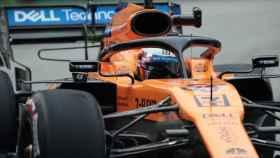 Monoplaza de McLaren.