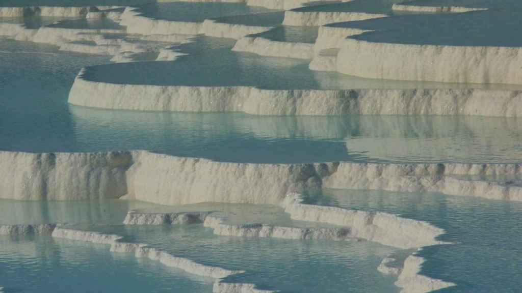 Pamukkale, el lugar de los castillos de algodón