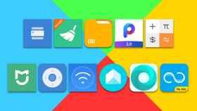 Lista de las aplicaciones de Xiaomi en la Google Play Store