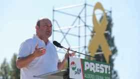 El presidente del EBB del PNV, Andoni Ortuzar.