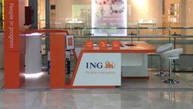 'Espacio ING' en el centro comercial Parque Sur.