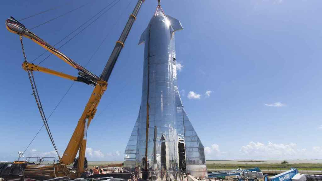Elon Musk adelanta la nueva Starship, la nave para colonizar Marte