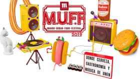 MUFF 2019 , un festival de comida callejera, música y cerveza