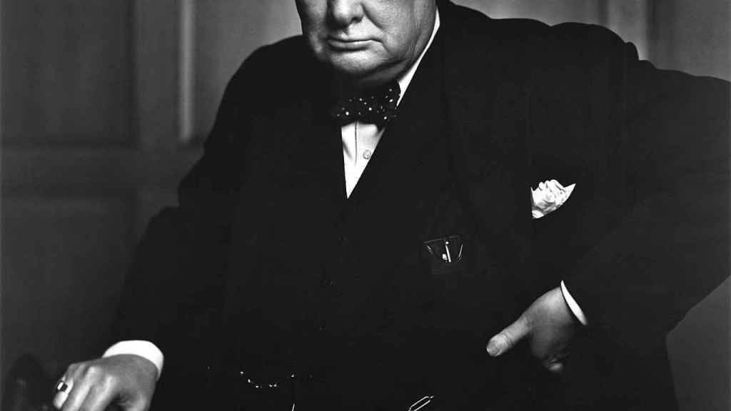 Winston Churchill (1941).