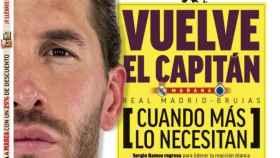 La portada del diario MARCA (30/09/2019)