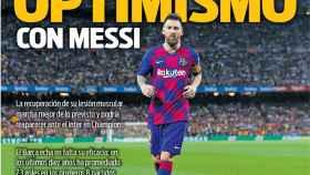 La portada del diario Sport (30/09/2019)