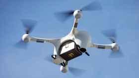 Dron de UPS.