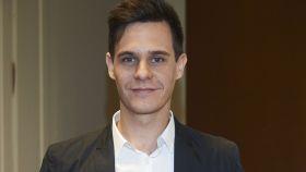 El presentador Christian Gálvez.