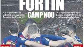 Portada Mundo Deportivo (01/09/19)