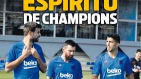 Portada Sport (01/01/19)
