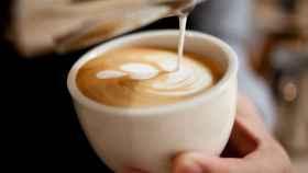 El café descafeinado tiene el mismo aspecto que el que lleva cafeína.