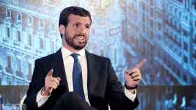 Casado exige a Sánchez que el PSC apoye la moción de censura contra Torra si quiere ser creíble