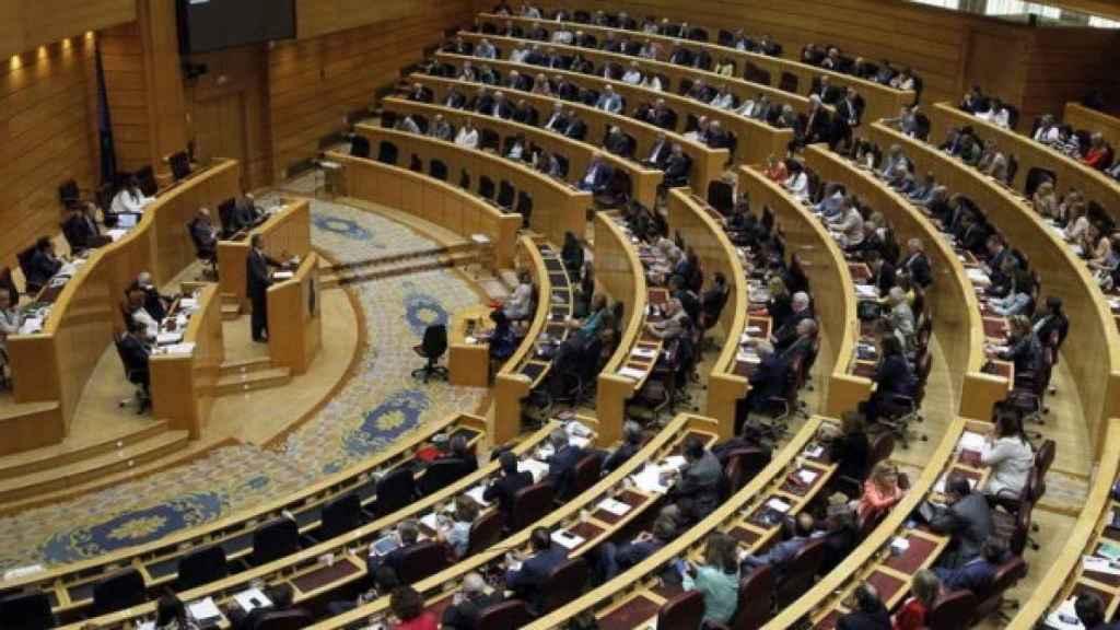 Vista del Senado