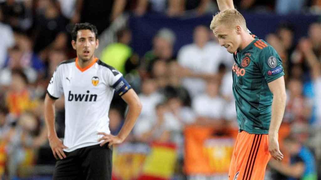 Valencia-Ajax