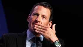 El exclicista Lance Armstrong