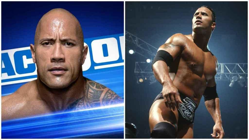 The Rock vuelve a WWE Smackdown