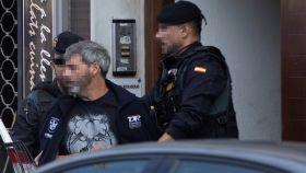 Detención de uno de los miembros de los CDR en el último operativo de la Guardia Civil.