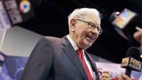 El inversor Warren Buffet, sonriente en una imagen de archivo.