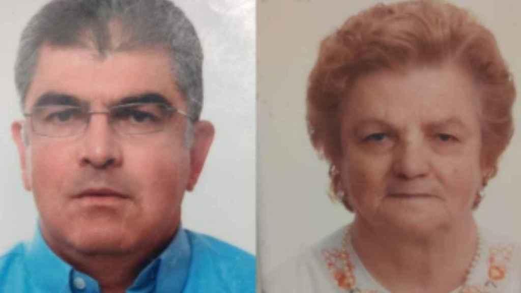 Juan Antonio y Mercedes desaparecieron el pasado sábado de su casa de Carmona (Sevilla).