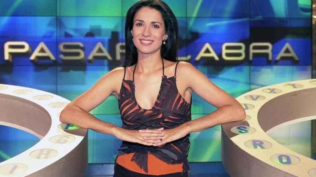 Silvia Jato fue  la primera presentadora del concurso en Antena 3.