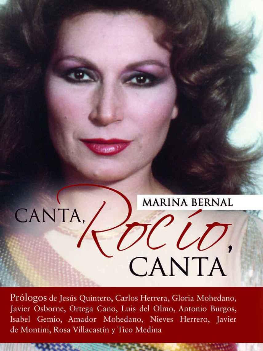La portada de 'Canta, Rocío, canta'.