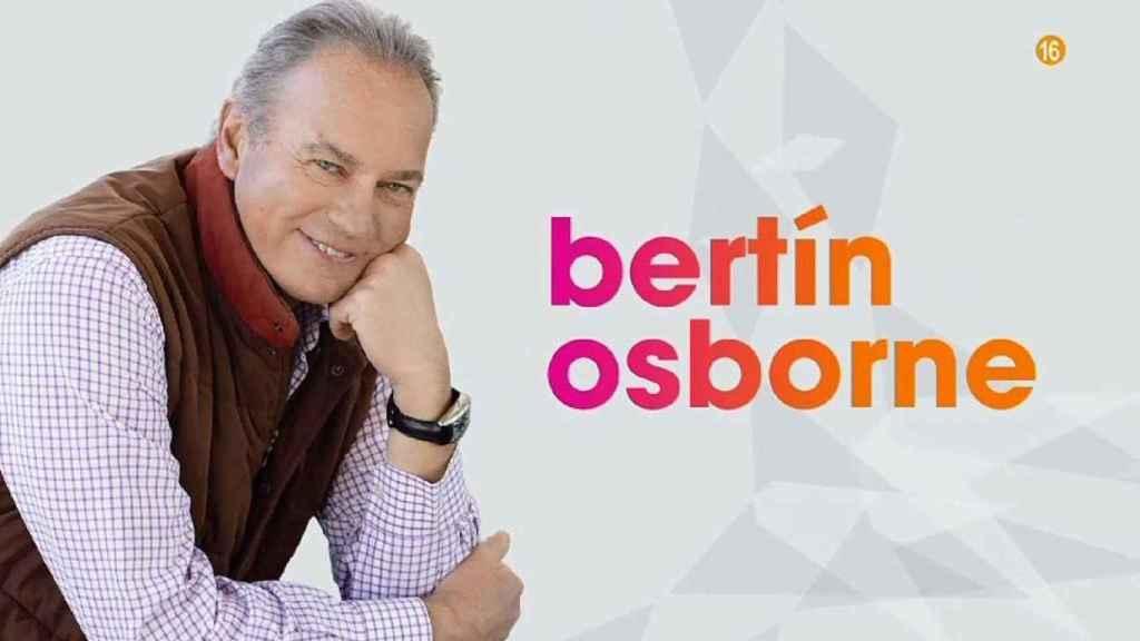 Bertín Osborne estrenará una nueva sección en 'Viva la vida'.