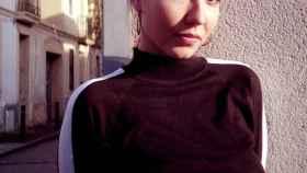 La escritora Anna Pacheco.