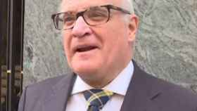 El juez José Yusty, en un fotograma extraído del programa 'Cuatro al día'./
