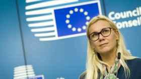 La futura comisaria de Energía, Kadri Simson.
