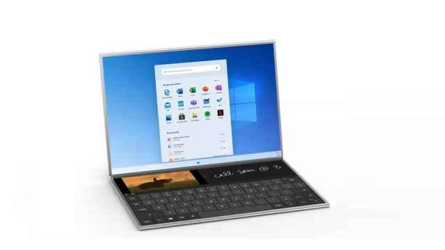 Windows 10X.