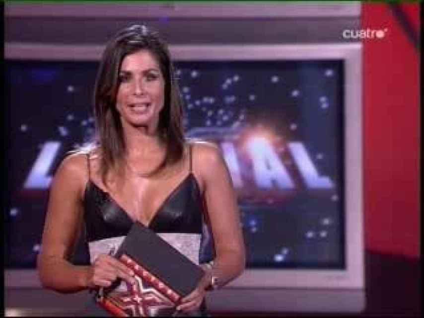 Nuria Roca fue la encargada de presentar el programa 'Factor X'.